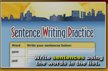 Learn to Use your Words Properly with Writing Practice!