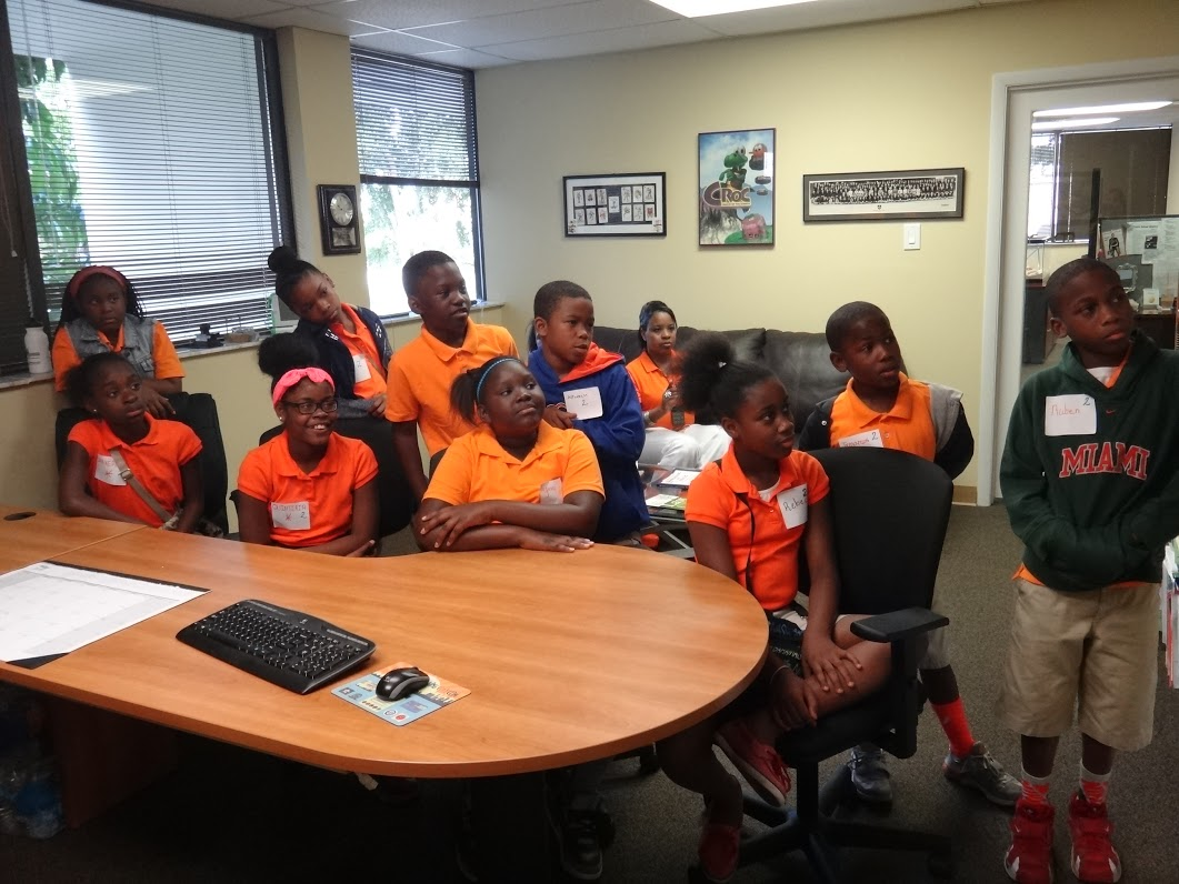 Dillard SuperCoders Learning About Careers