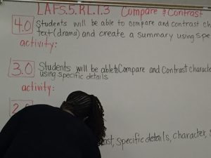 Learning Goals - Standards - are Posted