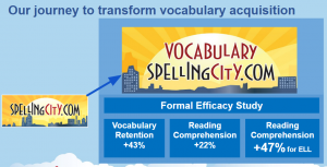 Our Journey to Vocabulary