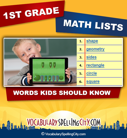 First Grade Math, Reading, and Spelling Games