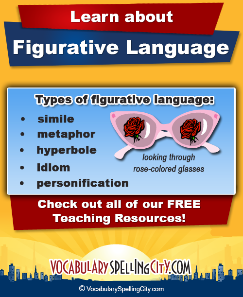 Figurative Language Games Figurative Language Practice