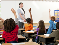 Teaching Vocabulary in School District