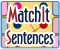 MatchIt Sentences