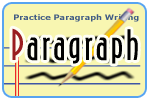 practice paragraph writing
