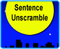 unscramble compound words game