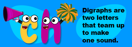 Digraph List - Interactive Phonics Games