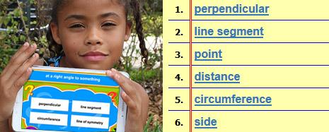 4th Grade Math Vocabulary - Fourth Grade Math Terms