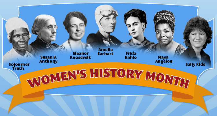 Image result for womens history moth