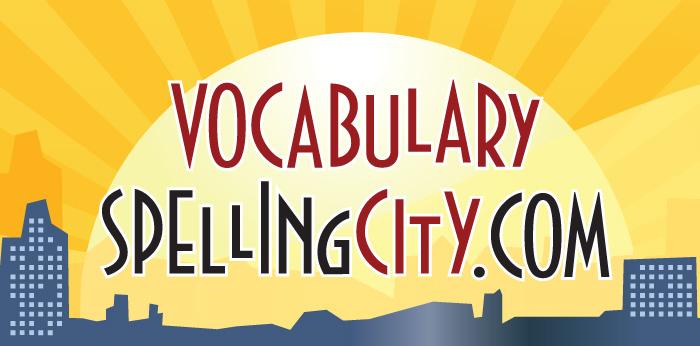 VocabularySpellingCity high-resolution logo
