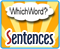WhichWord Sentences